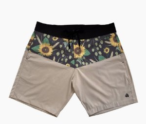Boardshort Hopsunflowers