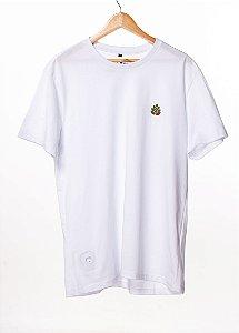 Camiseta Hop.oh Branca com Abridor de Garrafa