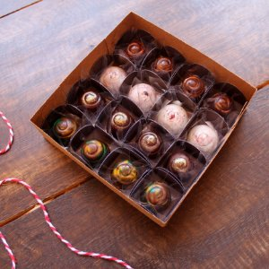 Caixa de Bombons - Especial dia dos Namorados