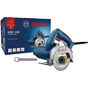 Serra Mármore a Seco 1500W Titan GDC-150 - BOSCH