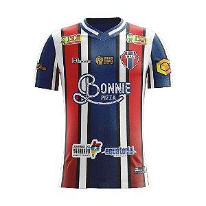 Camisa Maranhão Atlético Clube I 2020 Vermelha