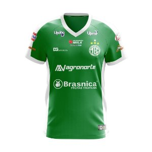 Camisa Tocantinópolis I 2020 Verde