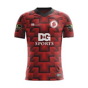 Camisa Treino Juventude I 2020 Vermelha