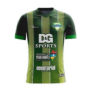 Camisa São José de Ribamar I 2020 Verde