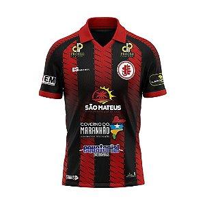 Camisa Juventude São Mateus I 2021 Vermelha
