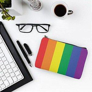 Necessaire Arco Íris - Necessaire Orgulho LGBT
