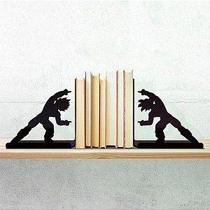 Suporte Porta Livros Dragon Ball - Porta Livros Geek