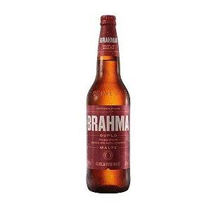 Cerveja Brahma Duplo Malte 600 ml