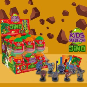 Kids Surpresa Eggs Dino