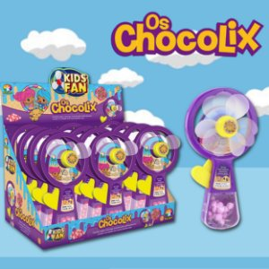 Kids Fan Chocolix