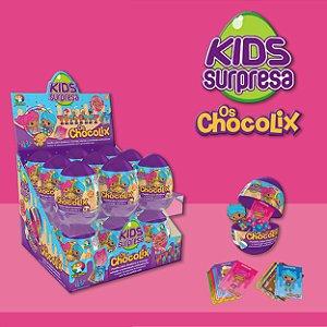 Kids Surpresa Eggs Chocolix