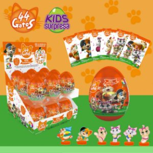 Kids Surpresa 44 Gatos