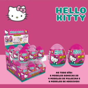 Kids Surpresa Hello Kitty