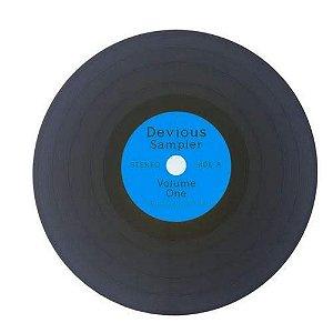 Jogo Americano Disco De Vinil Devious Sampler