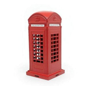 Cofre Londres Cabine Telefônica