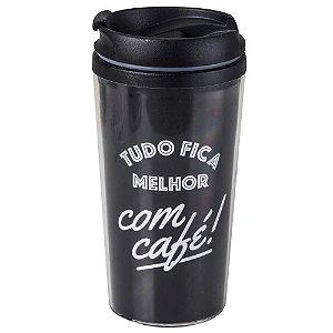 Copo Termico Pop - Tudo Fica Melhor Com Cafe