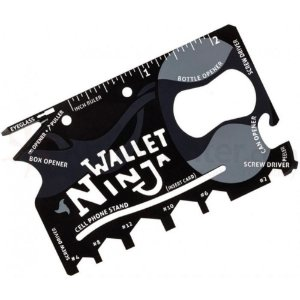 Wallet Ninja - Cartão Multifuncional