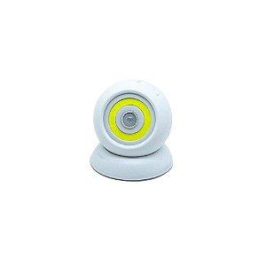 Luminária Magnética com Sensor Ultra Bight