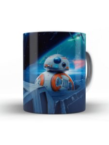 Caneca Star Wars BB8