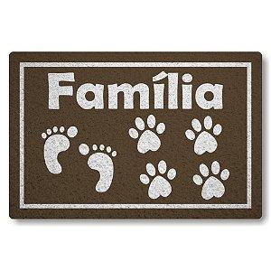 5 Capachos Linha Tapets Familia