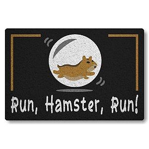 5 Capachos Linha Tapets Run Hamster Run