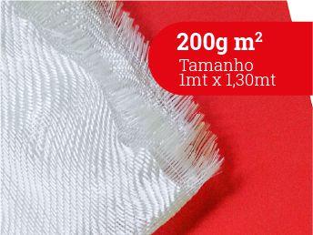 Tecido 200g m2 1,30 largura tela nacional (1MT X 1,30 MT)