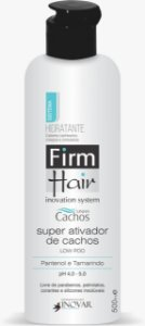 Super ATIVADOR Low Poo Firm Hair 500 ml