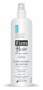 Fluído ATIVADOR Cachos Low Poo Firm Hair 340 ml