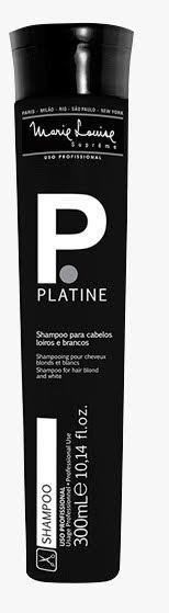 Shampoo PLATINE 300 ml