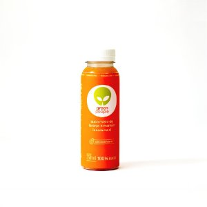 Suco GreenPeople Basic Laranja e Mamão