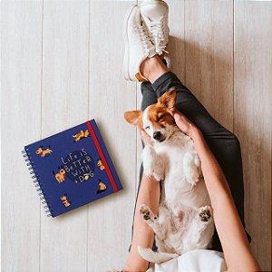 Caderno Capa Dura | Doguinho