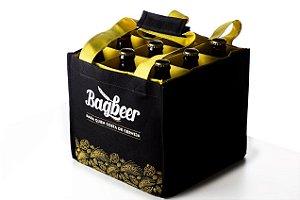 Bagbeer - Bolsa engradado para transporte de Cerveja Artesanal