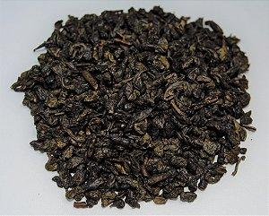 Chá Verde Gunpowder (Pólvora)