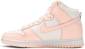 "Nike Dunk High Wmns ""Crimson Tint"" Feminino"
