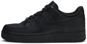 Nike Air Force 1 '07 Black Feminino
