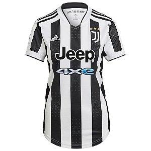 Camisa Adidas Juventus 1 2021/22 Feminina