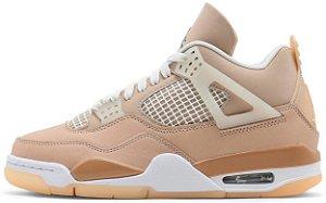"""Air Jordan 4 Retro Wmns """"Shimmer"""" Feminino"""