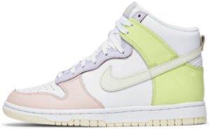 "Nike Dunk High Wmns ""Lemon Twist"" Feminino"