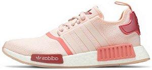 "Adidas NMD R1 ""Icey Pink"" Feminino"