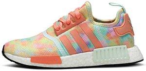 """Adidas NMD R1 """"Tie-Dye"""" Feminino"""