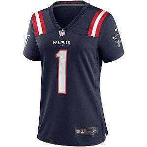 Camisa NFL Nike New England Patriots Feminina