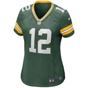 Camisa NFL Nike Green Bay Packers Feminina - Verde