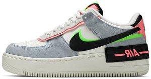 "Nike Air Force 1 Shadow ""Sunset Pulse"" Feminino"