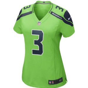 Camisa NFL Nike Seattle Seahawks Feminina - Verde