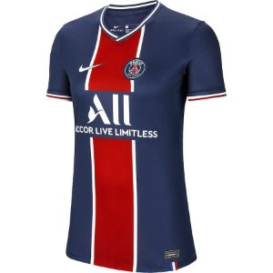 Camisa Nike PSG 1 2020/21 Feminina