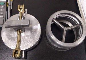 Descarga Selada Completa 4'' Aluminio