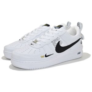Tênis Nike Air Force 1 TM Branco/Preto