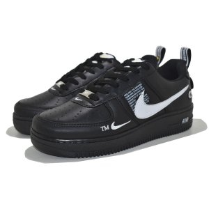 Tênis Nike Air Force 1 TM Preto/Branco