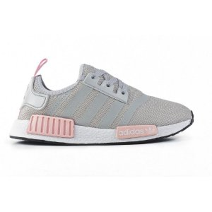 Tênis Adidas NMD Cinza/Pink