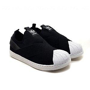 Tênis Adidas Slip On Preto